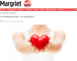 Margriet website