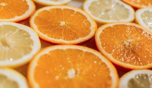 Wortel – Sinaasappel- Gember sap