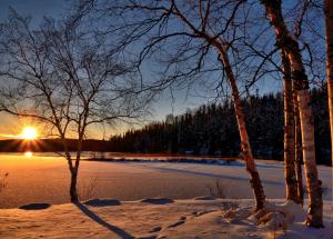 Vier tips om fit te blijven tijdens de winter.